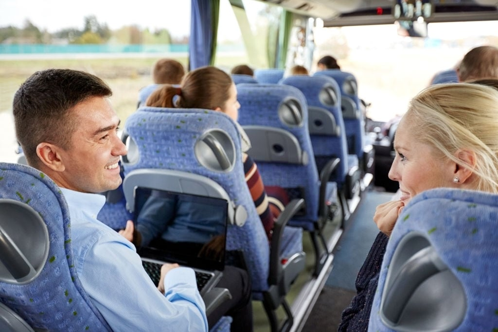 Bus transfers in Crete with Best Crete Transfer