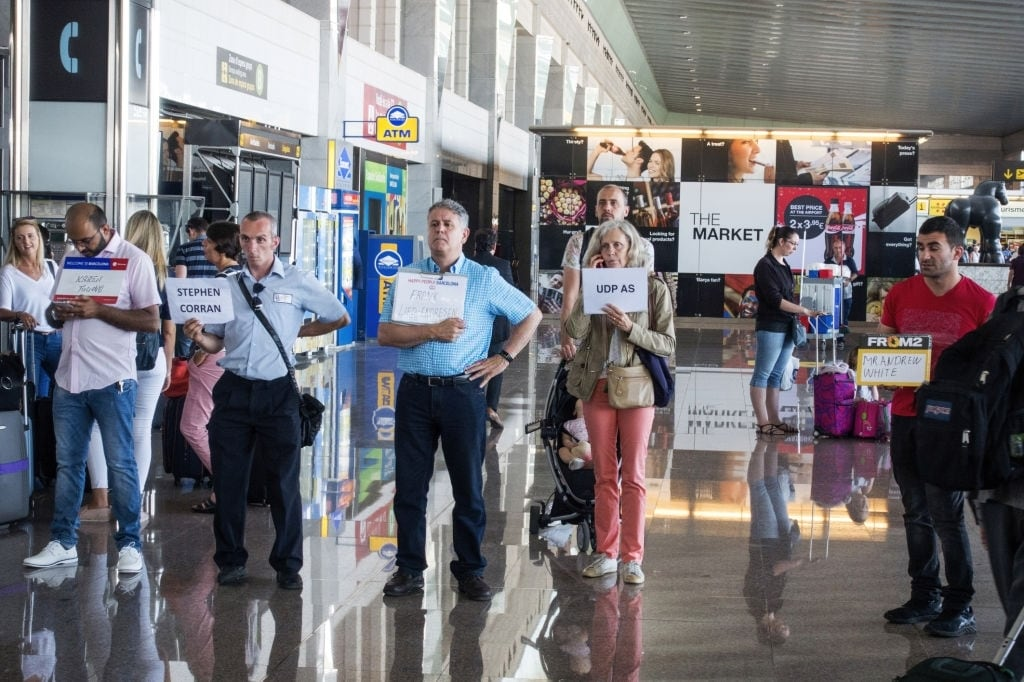 Meet and Greet service at Crete Airport